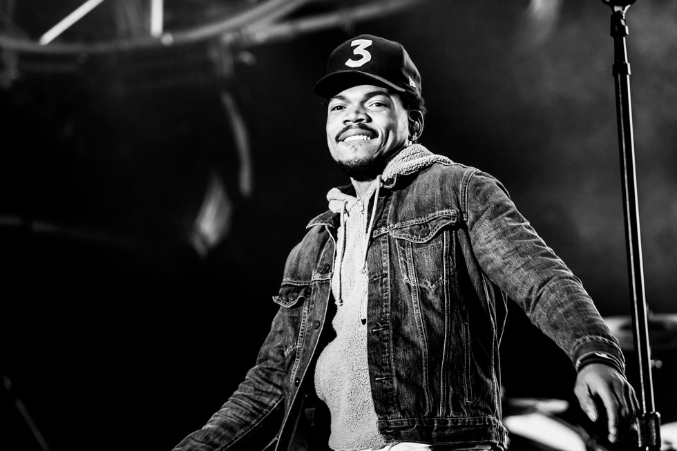 Chance The Rapper @ Beyond The Valley