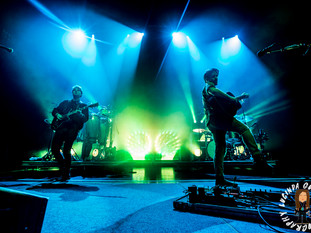 MILKY CHANCE @ MELBOURNE TOWN HALL