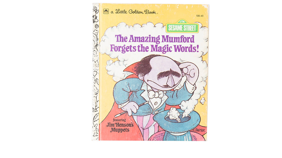 The Amazing Mumford forgets the magic words!  {CUSTOM}