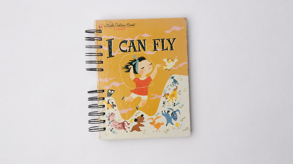 I Can Fly - LGB NOTEBOOK (LINED)