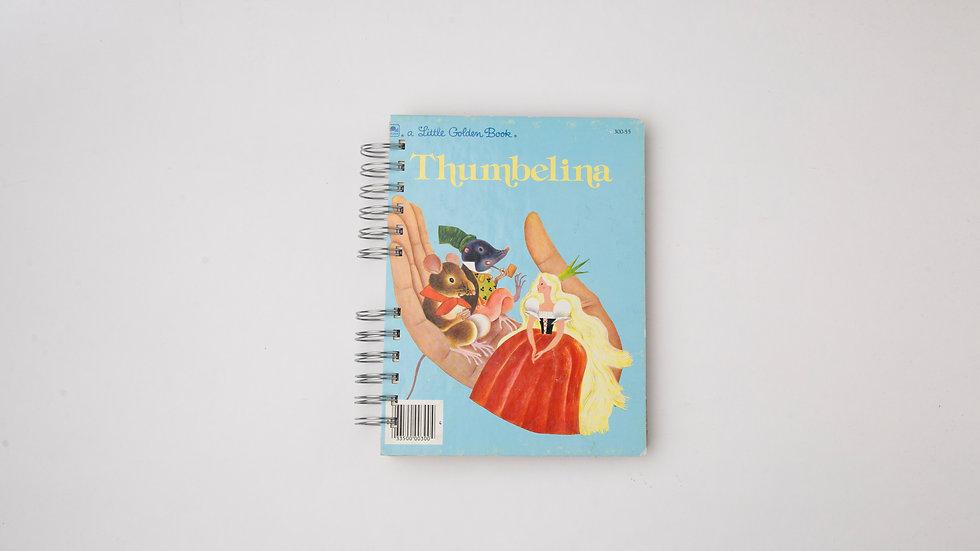 Thumbelina - LGB Notebook Blank
