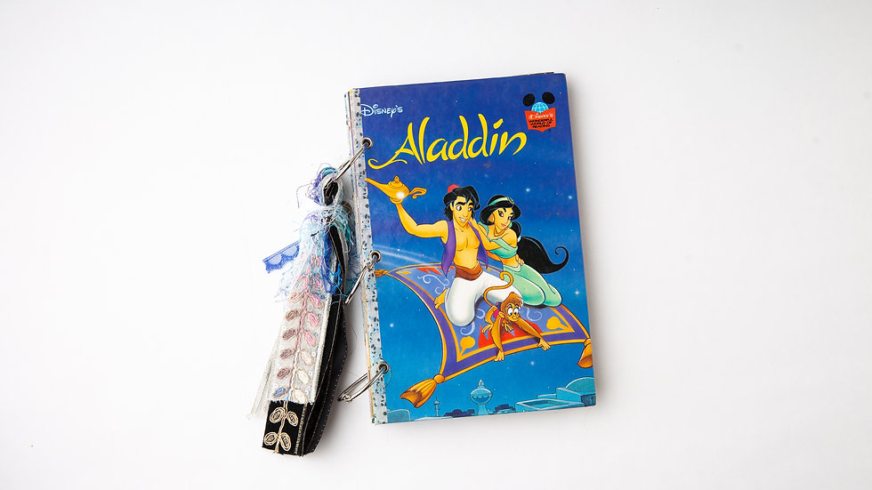 Aladdin - Disney Ring Bound Junk Journal