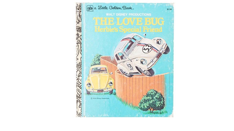 The love bug Herbie's special friend  {CUSTOM}