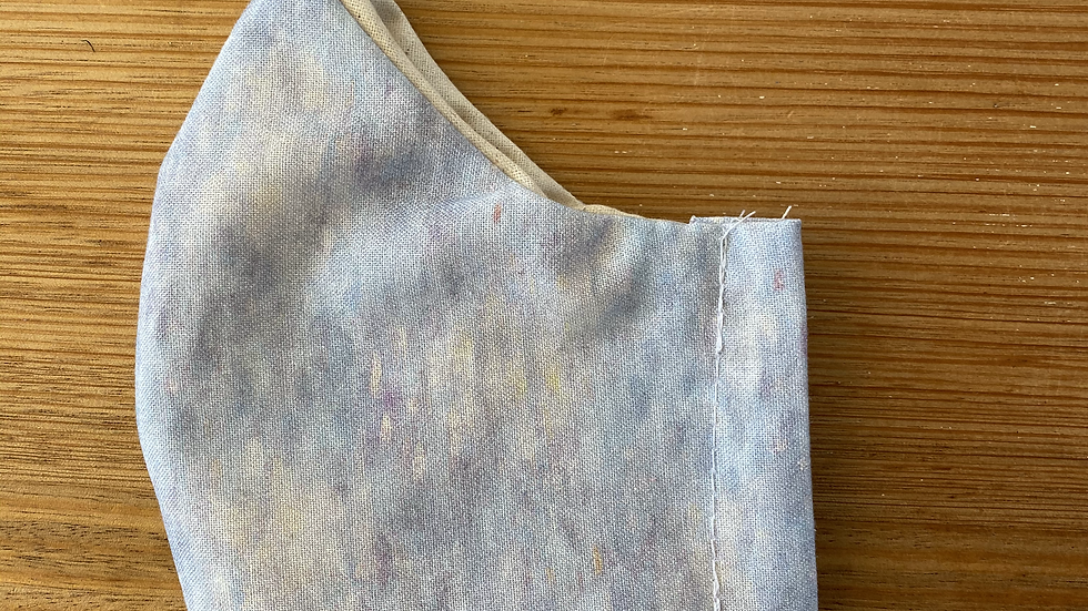 Cotton Mask (watercolour)
