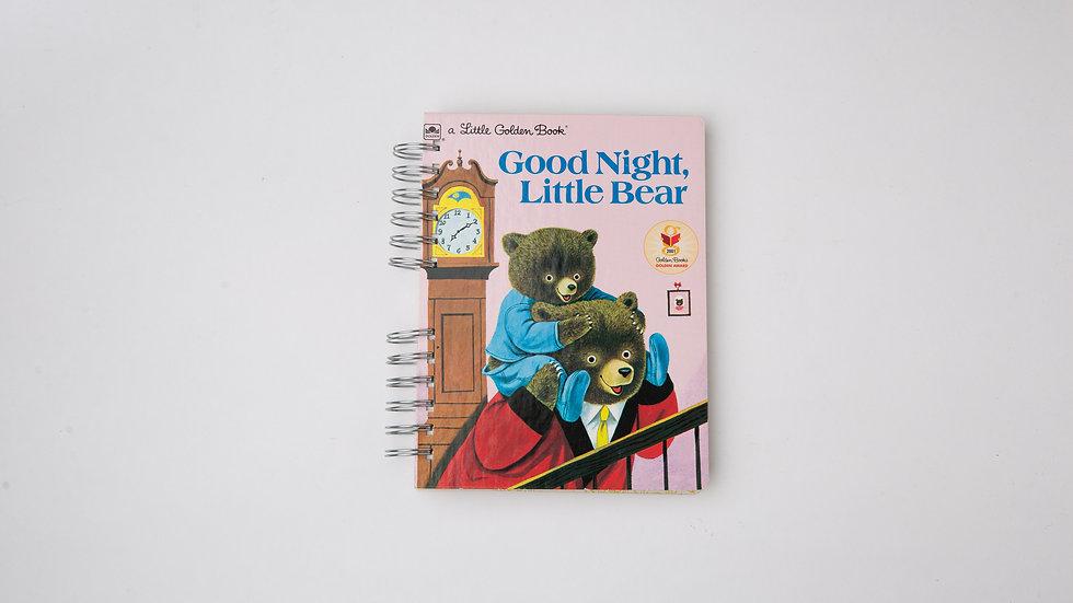 Good Night, Little Bear - LGB Notebook Blank