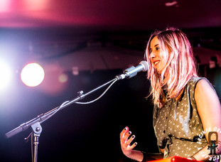 """IZZY LOSI AND THE AURACLES """"THE ONLY CONSTANT IS CHANGE"""" EP LAUNCH @ BARWON CLUB, GEELONG"""