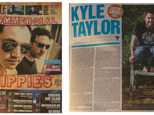 FORTE MAGAZINE #549 - KYLE TAYLOR