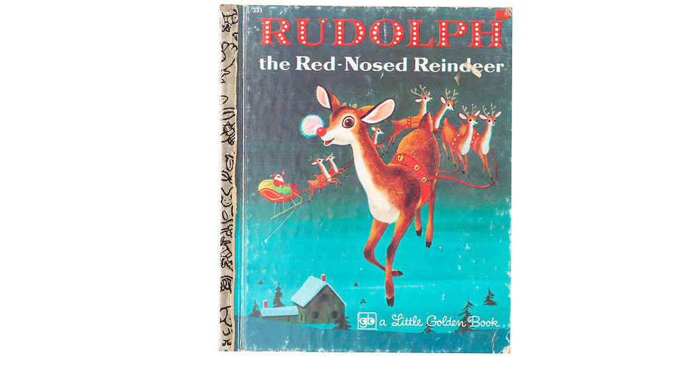 Rudolph the red nosed reindeer  {CUSTOM}