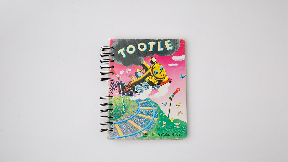 Tootle - LGB NOTEBOOK (LINED)