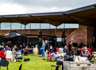 THE OPEN AIR SHOWCASE @ FLYING BRICK CIDER HOUSE