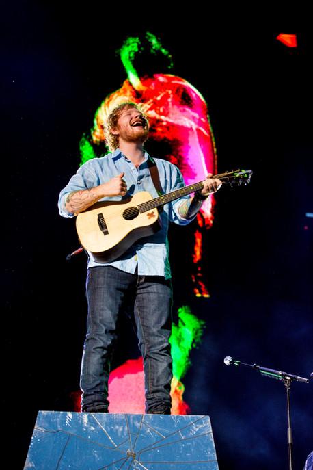 Ed Sheeran @ AAMI Park