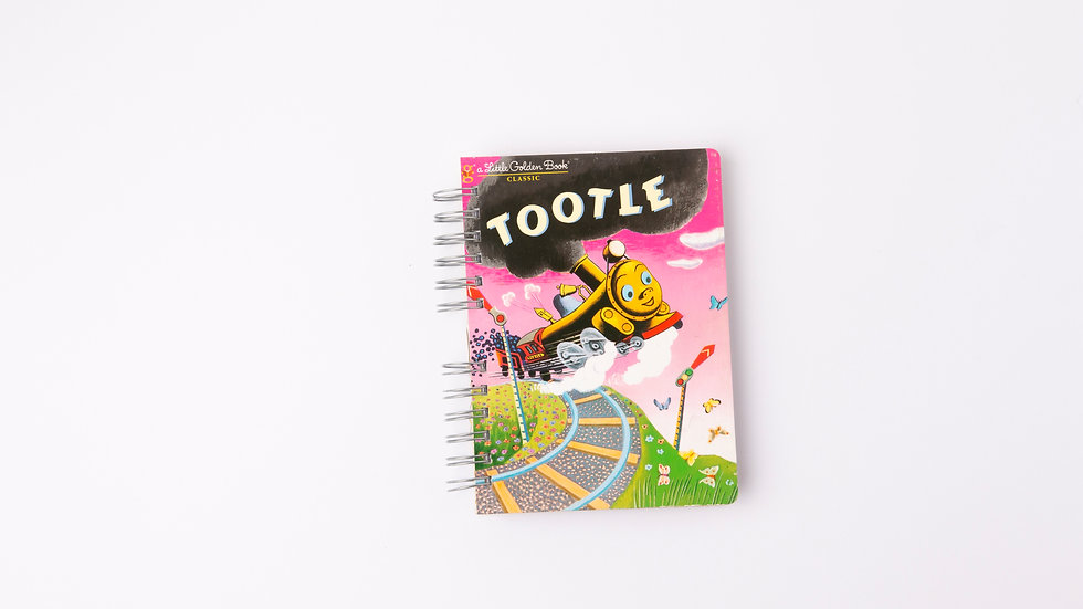 TOOTLE - LGB NOTEBOOK
