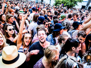 ST JEROME'S LANEWAY FESTIVAL @ FOOTSCRAY COMMUNITY ARTS CENTRE