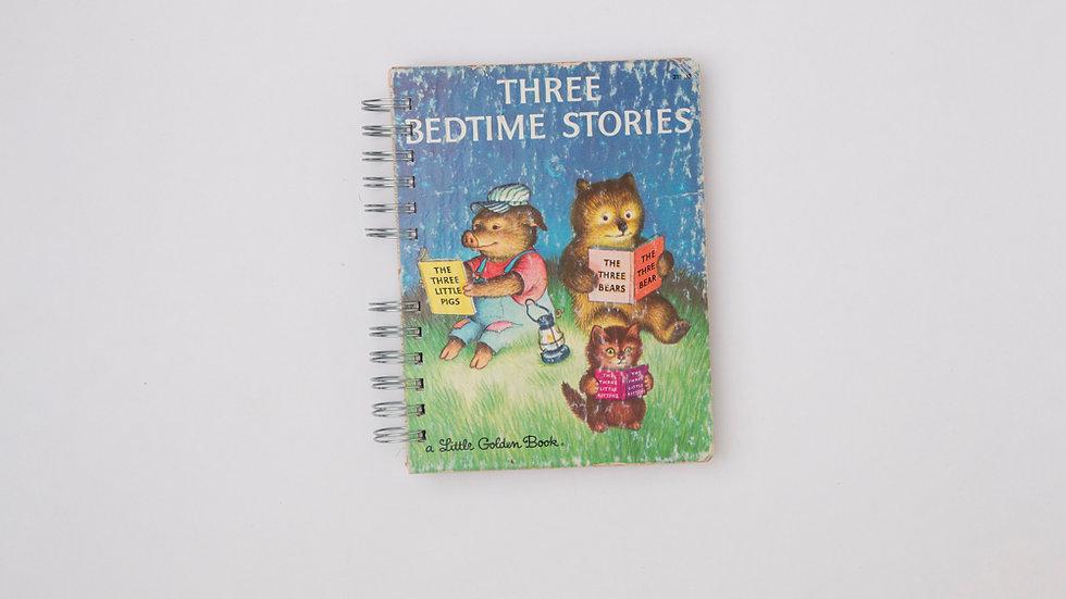 Three Bedtime Stories - LGB Notebook