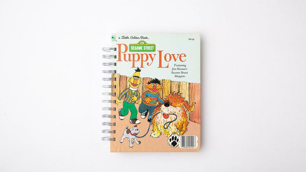 Puppy Love  - LGB Notebook Blank
