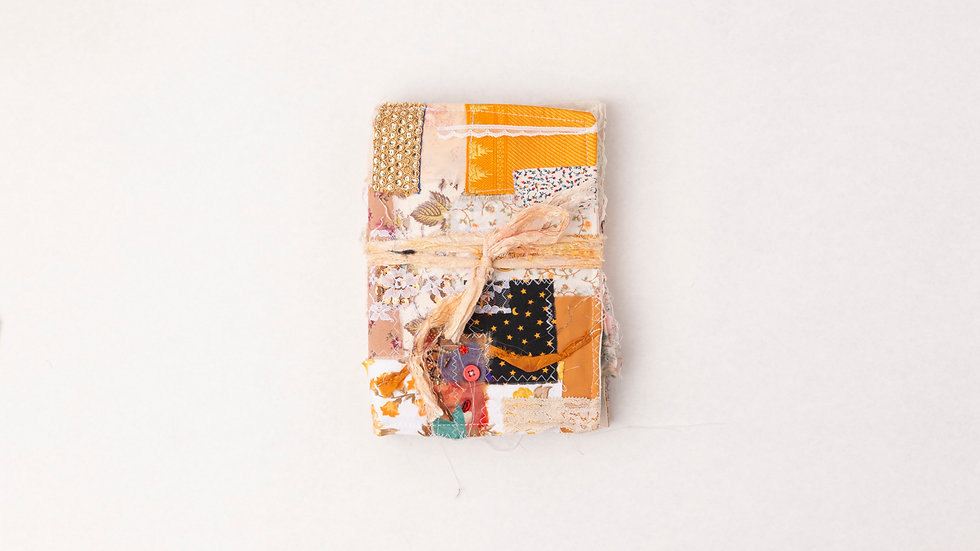 BOHO SOFTCOVER REFILLABLE JOURNAL