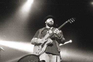 ZAC BROWN BAND // BLUESFEST 2015