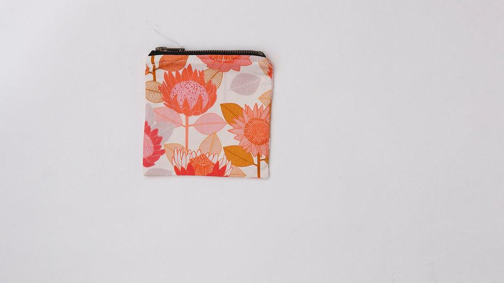 Fabric Pouch - Protea (S)