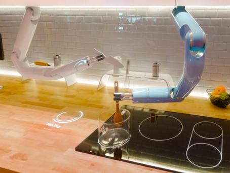 Samsung lança linha de robôs para tarefas domésticas