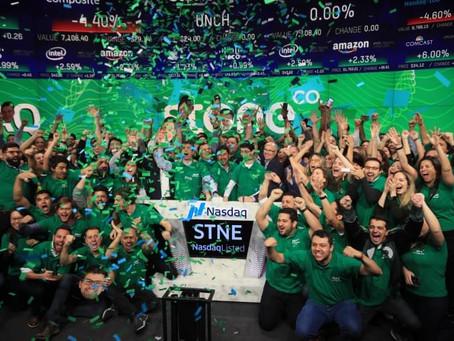 Stone abre capital nos EUA e atrai grandes investidores