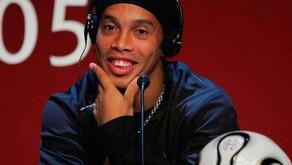 Ronaldinho Gaúcho revela planos de investir em mais de 2 mil startups até 2022