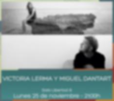 VICTORIA LERMA Y MIGUEL DANTART MP20 def
