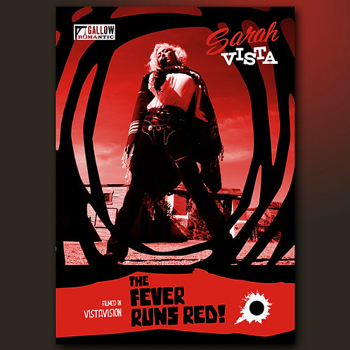 A3 Poster - The Fever Runs Red