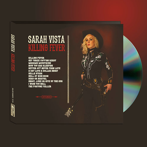 Killing Fever Album - CD