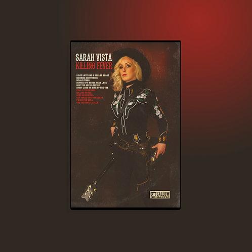Killing Fever Album - Cassette