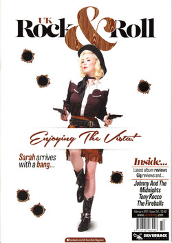 Cover of UK Rock & Roll Magazine