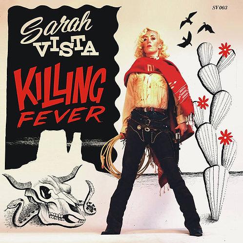Killing Fever - 7 inch single