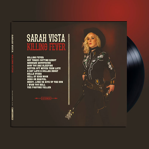 Killing Fever Album - Vinyl