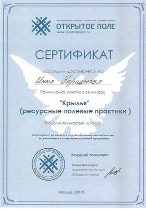 Ресурсные полевые практики Инесса Боровская