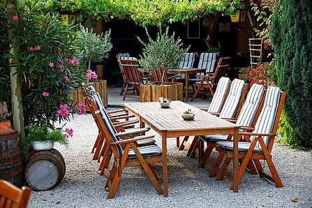 Gastgarten, ruhig, idyllisch, gemütlich