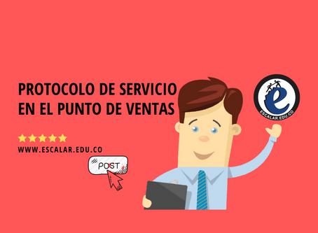 Protocolo de Servicio en el Punto de Venta