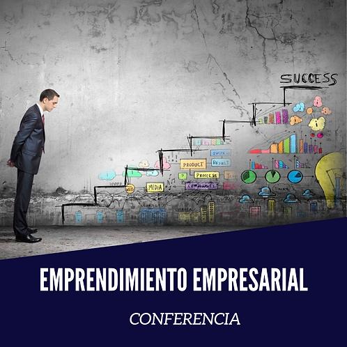 Conferencia en Emprendimiento Empresarial