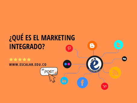 ¿Qué es el marketing integrado?