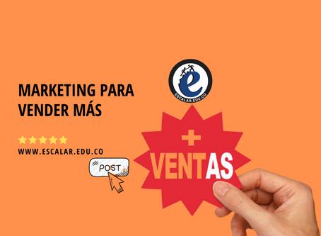 Marketing para Vender Más (30 Palabras Poderosas).
