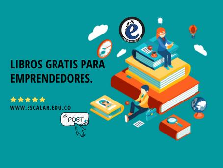Libros gratis para emprendedores.