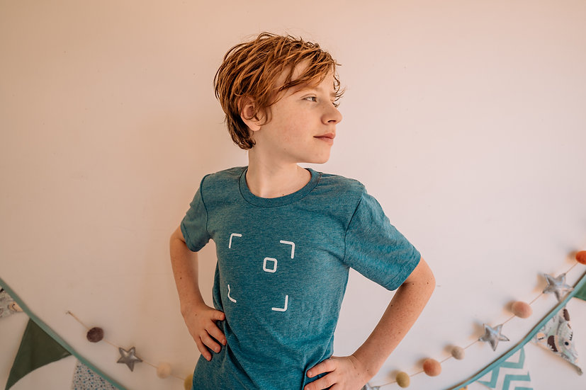 finding meraki t-shirt