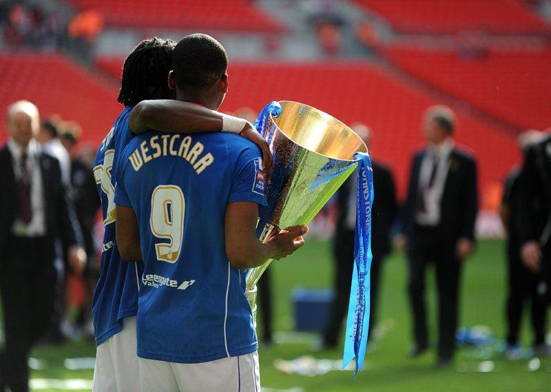 Wembley winners