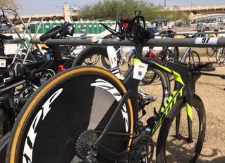 Ironman 70.3 Arizona race report
