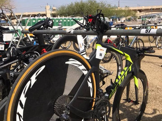 Ironman 70.3 Arizona race report