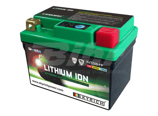 El desarrollo de las baterías de Litio