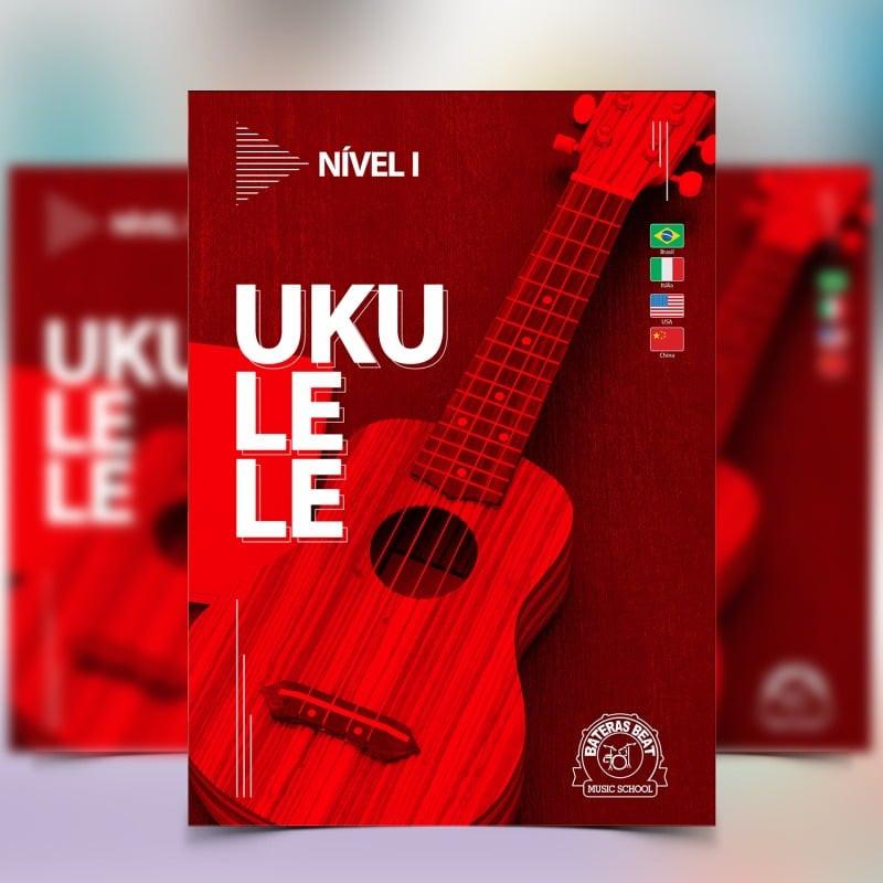 Curso de Ukulele - Bateras Beat Santo Amaro