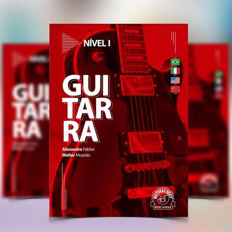 Aulas de Guitarra em Santo Amaro SP Zona Sul, Chácara Santo Antônio, Granja Julieta e região.