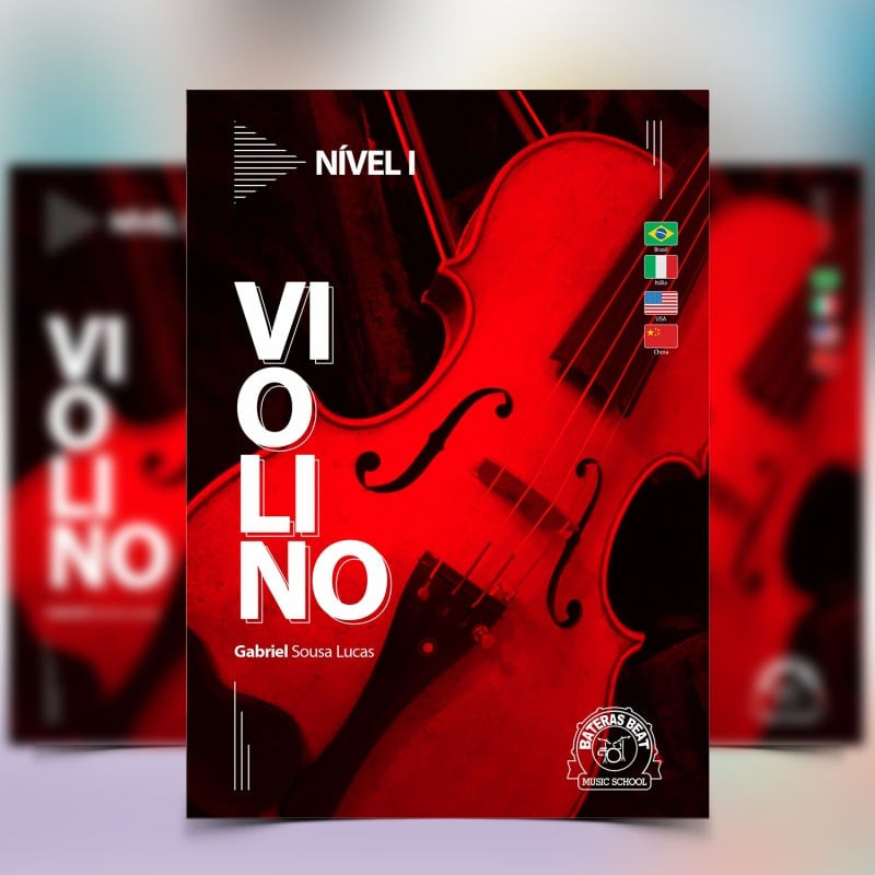 Curso de Violino - Bateras Beat Santo Amaro