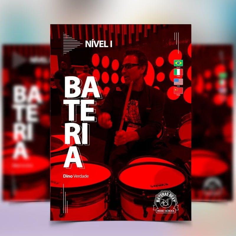 Curso de Bateria - Bateras Beat Santo Amaro