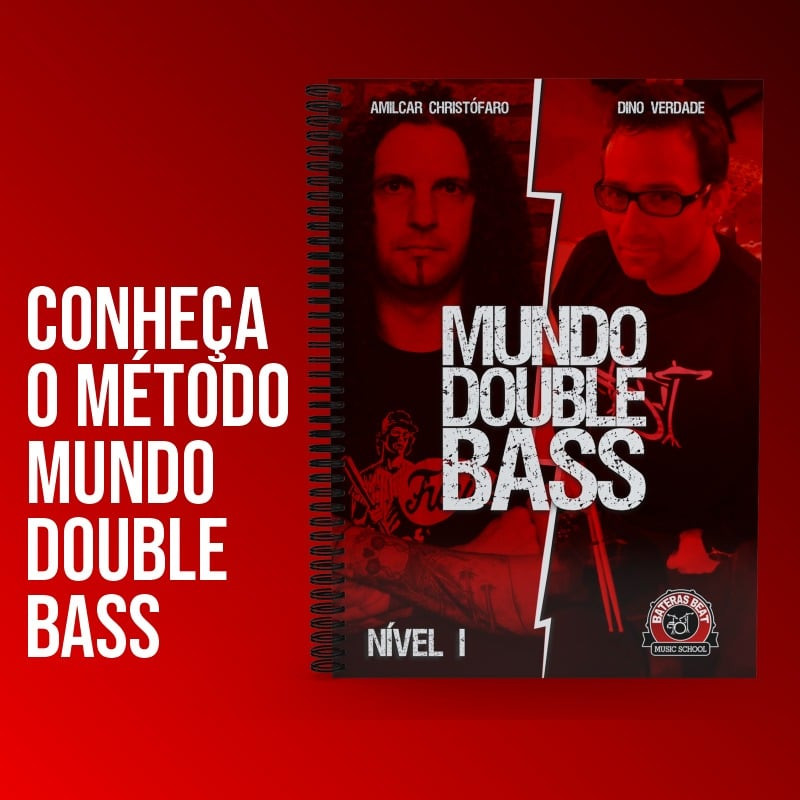 Bateras Beat Santo Amaro - Mundo Double Bass