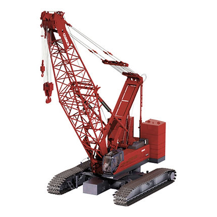 250t Kobelco Crawler Crane Hire